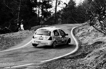 Saredi Andrea /Patritti Davide Renault Clio
