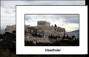 viewfinder graphic