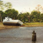 Along The Inter Coastal Waterway artwork