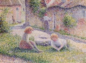 example of Impressionism painting