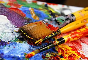 art brush care