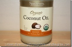 Oil Pulling Behind Closed Curtains