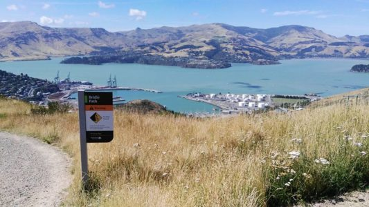 Lyttleton Harbour, Diamond Harbour, The Bridle Track