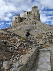 Zangla Fort
