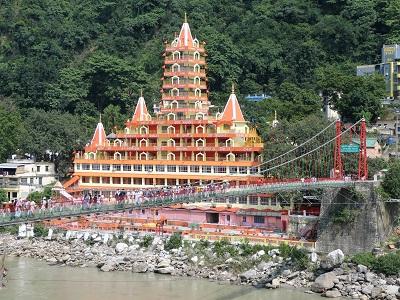 Mahadev Temple, Rishkiesh