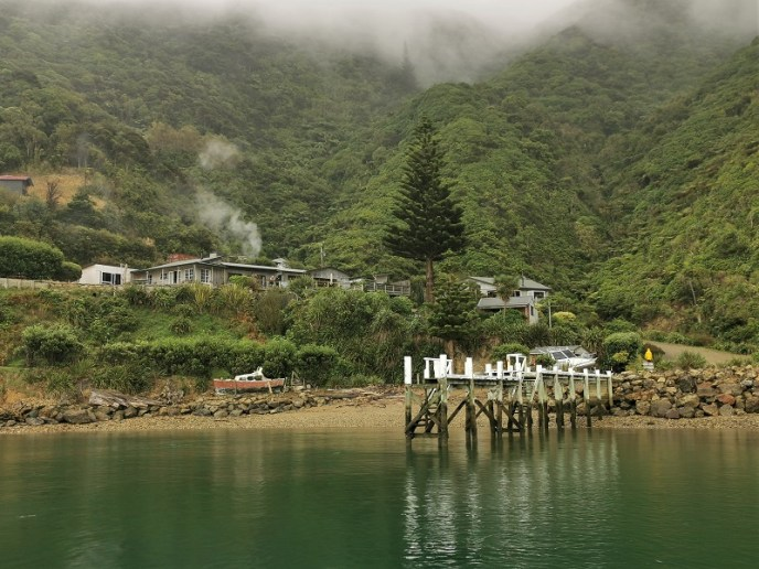 A settlement in the remote regions of Peorus Sound