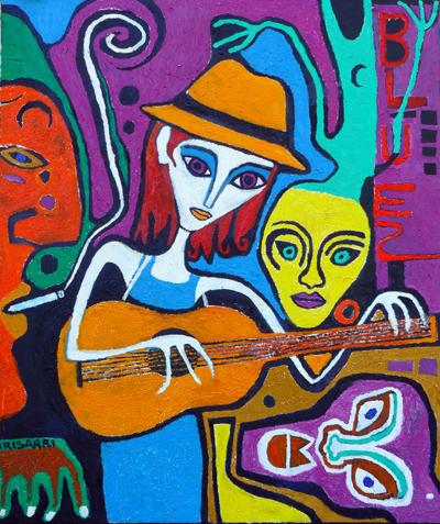 Obra de Teresa Irisarri 2008