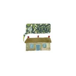 Casa hablando plantas - 60 € - Ejemplar único original