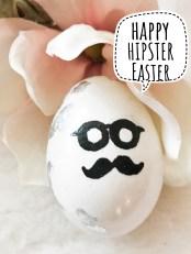Auch Hipster feiern Ostern!