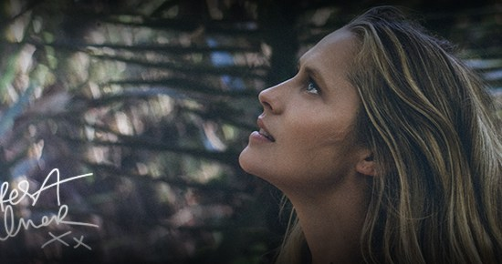 New Look Teresa Palmer Network