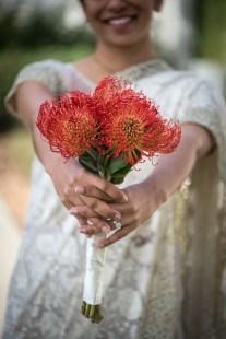Bridal Bouquet by Teresa Soleau - photo by Matt Misisco