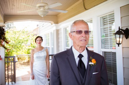 Father Boutonniere by Teresa Soleau - photo by Lisa Marie photography