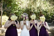 Bouquets by Teresa Soleau - photography by luluphoto