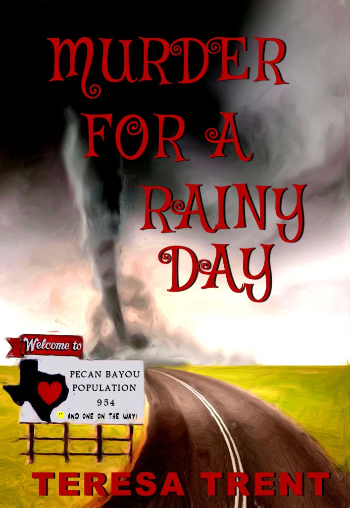 Book Cover: Murder for a Rainy Day