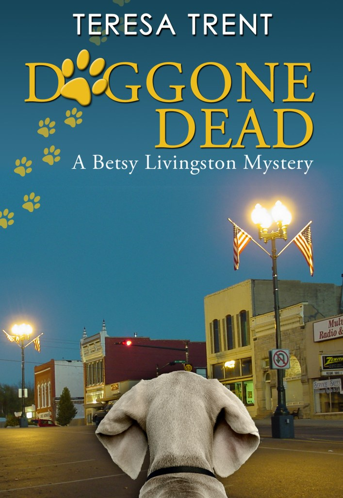 Book Cover: Doggone Dead