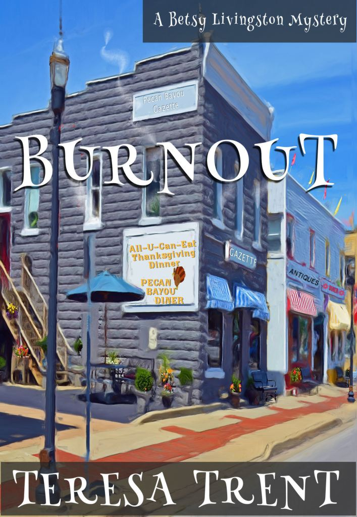 Book Cover: Burnout