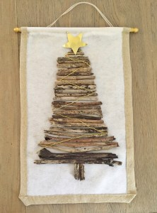 driftwood tree banner