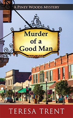 Book Cover: Murder of a Good Man