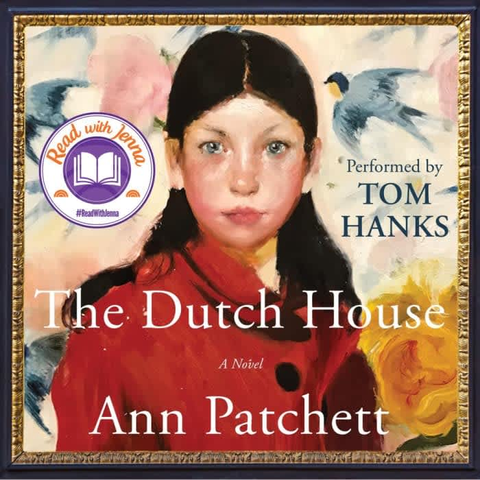 The Dutch House Audio Book Cover