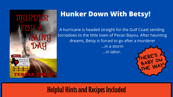 Murder for a Rainy Day #6 in the Pecan Bayou Mystery Series