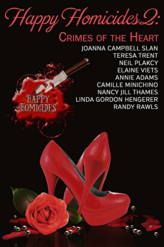 Book Cover: Happy Homicides 2: Crimes of the Heart