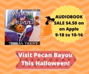 A Dash of Murder Audio Book on Sale