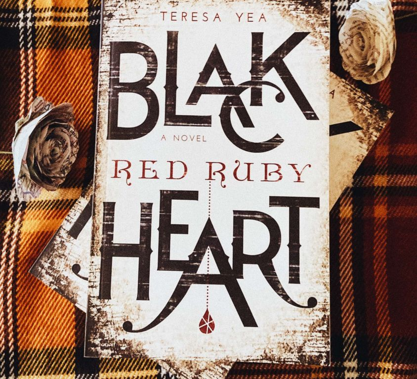 Black Heart, Red Ruby Copywriting Makeover