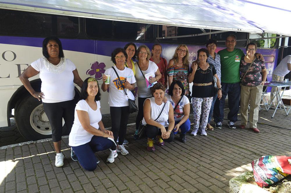 Evento marca Dia da Mulher em Teresópolis