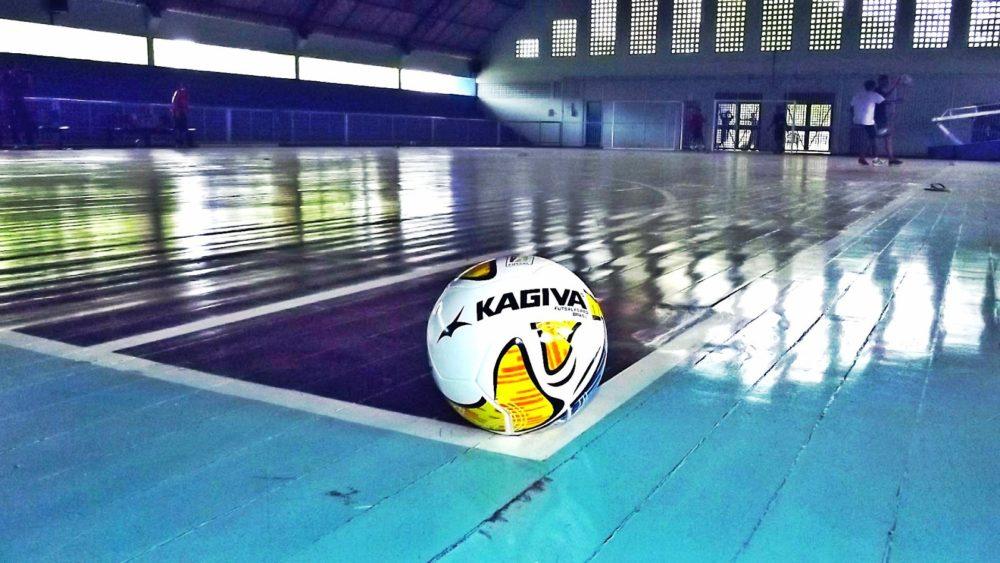 Rodada do Estadual de Futsal sub-7 neste sábado no Pedrão