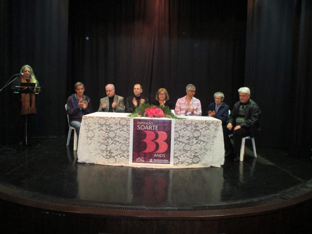 Soarte comemora 33 anos com lançamento de exposição