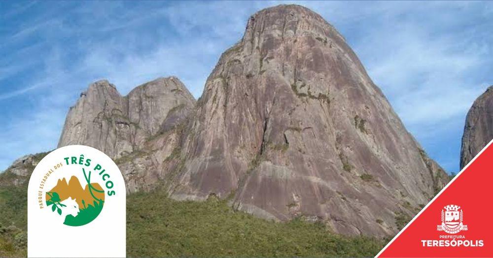 Nova sede Parque dos Três Picos