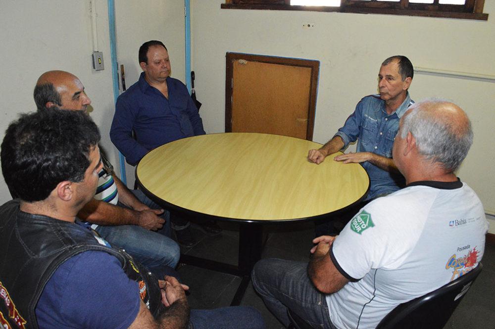 Revezamento Tocha: Moto Clube 'Bodes do Asfalto' vai ajudar na logística