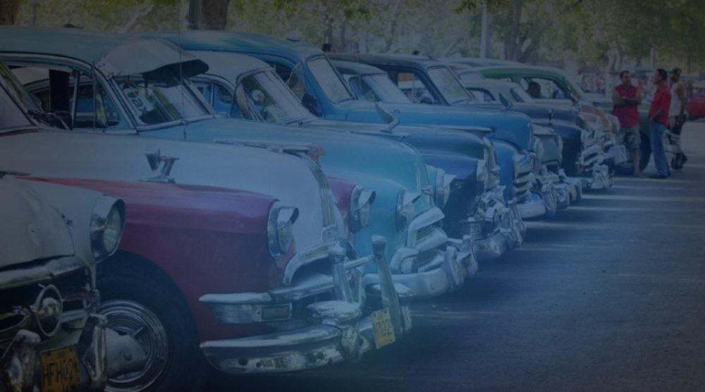 Domingo tem exposição de carros antigos