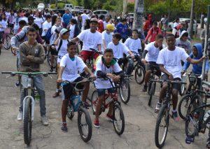 3º Pedalar CEHPT marca Dia Mundial sem Carro