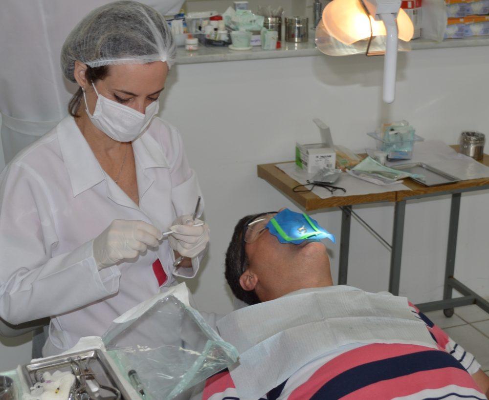 Centro Odontológico faz mil atendimentos em 4 meses