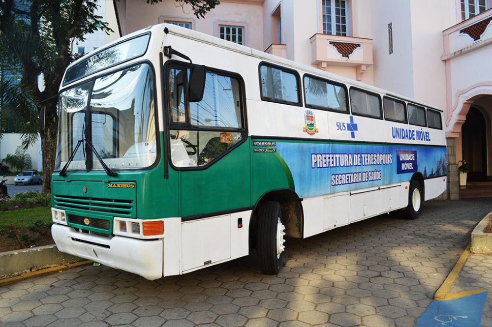 Saúde Itinerante: Unidades Móveis são recuperadas para atender população