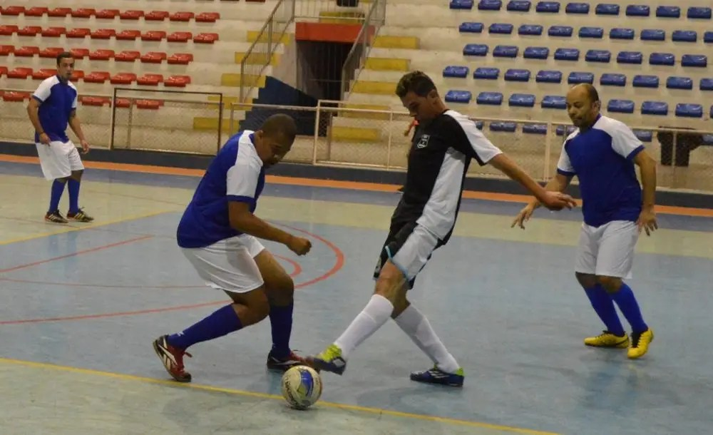 Peneira Futsal Sub-13 na segunda, 17/10, no Pedrão