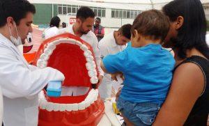 Dia da Saúde atende Bonsucesso e região