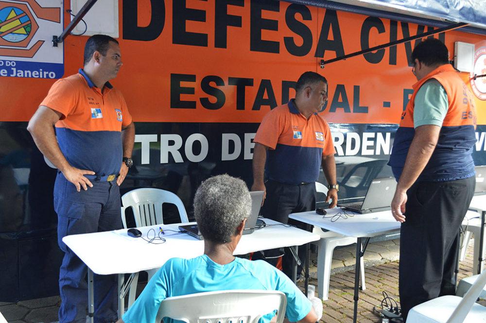 Prevenção a desastres naturais reúne Ministério Público e Defesa Civil Estadual em Teresópolis