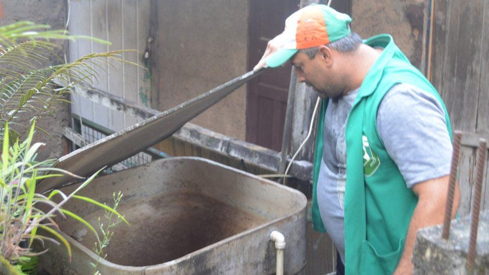 Beira Linha recebe ação de prevenção à Dengue, Chikungunya e Zica