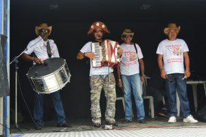 Grupo Pirueta e Félix do Forró e Trio no 'Cultura em Movimento'