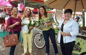 Prefeitura promove diversas ações pelo Dia da Mulher