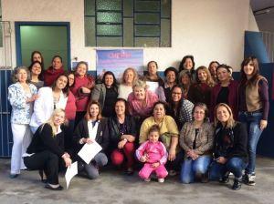 Tricano acompanha posse no Conselho dos Direitos da Mulher