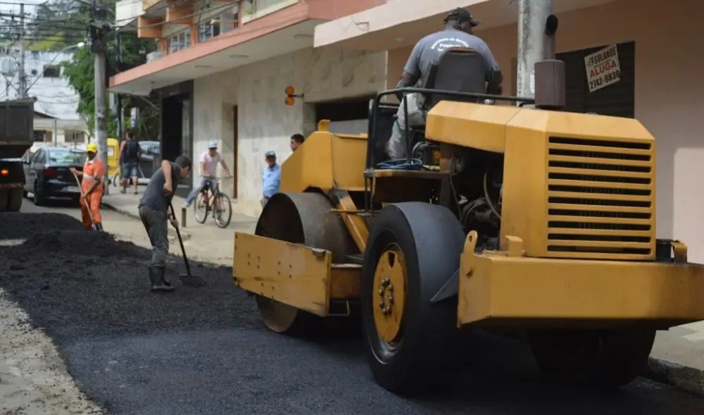 Prefeitura trabalha para preservar vias e espaços públicos