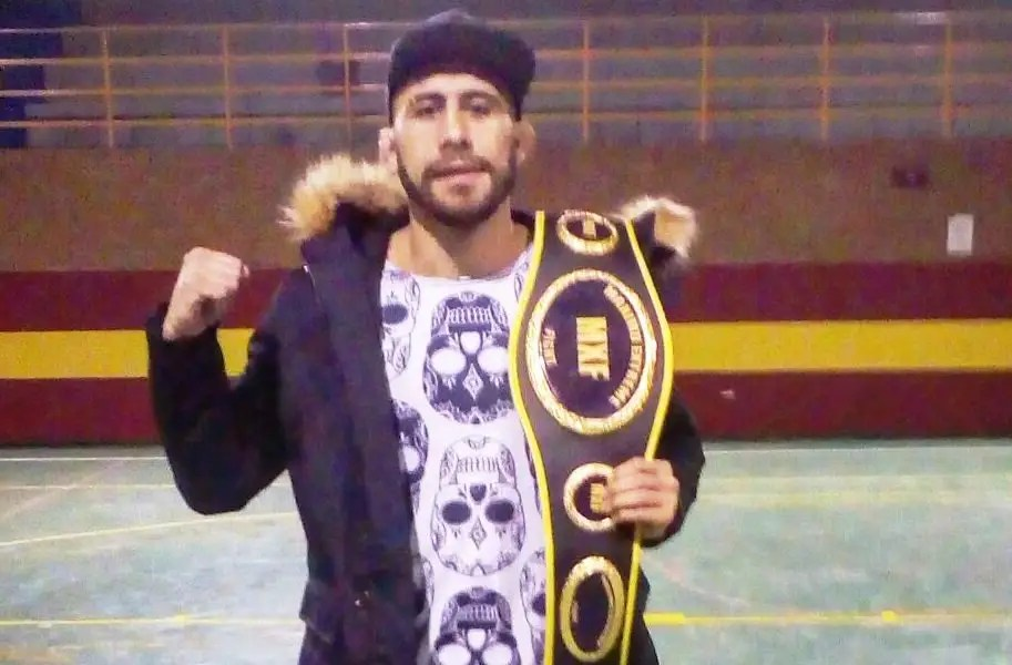 Mais um título no MMA: de Teresópolis, Guilherme Cadena vence competição na Espanha