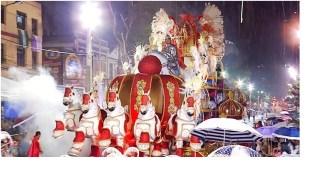 Campeã de Nova Friburgo, a Escola de Samba Unidos de Olaria vai agitar o Pré-Carnaval da Feirinha de Teresópolis