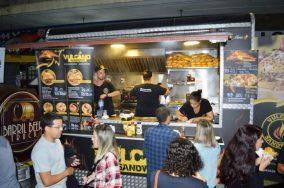 Teresopolitanos e turistas puderam degustar petiscos e cervejas artesanais