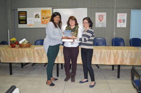 Representantes Unidade de Saúde da Família do Granja Guarani
