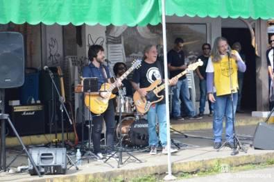 1º Rock do Agasalho aliou boa música e solidariedade