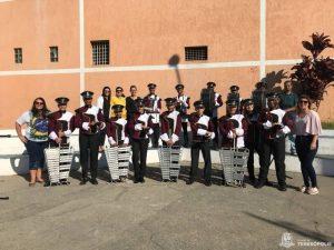 Escolas comemoram os 127 de Teresópolis